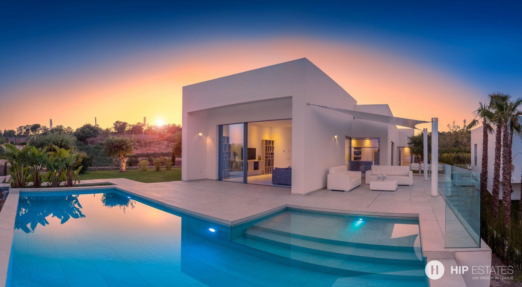 luxe vakantiehuizen noord spanje